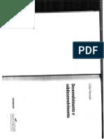 Furtado 1961 - Desenvolvimento e Subdesenvolvimento
