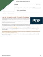 Arvila Magna_ Medicina de Vanguardia en Un Edificio Único