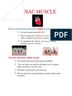 cardiac muscle poster 2
