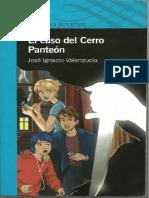 El Caso Del Cerro Panteón - José Ignacio Valenzuela (Revisado)