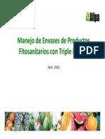 Manejo de Residuos Agricolas