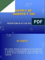ASTM c88