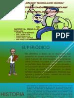 Liena Del Tiempo Del Periodico