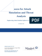 Threat Analysis Simulation Attack - Brochure 10-15-2014