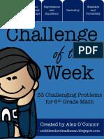 ChallengeoftheWeek6thGradeMath.pdf