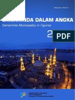 Kota Samarinda Dalam Angka 2017