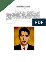 Alcides Vigo Hurtado