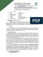 1. Sílabo de Comunicación III - 2017-i Educ. Inicial III