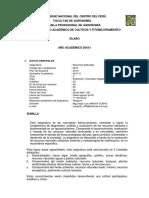 Silabo Corregido Recursos Naturales 2017.II