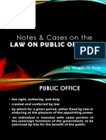 Law on Public Officersfinal