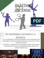 GINÁSTICA CIRCENSE