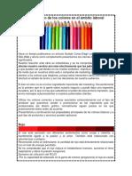 Significado de los colores en el ámbito laboral
