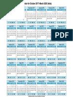 October 2017–March 2020 Calendar – India.pdf
