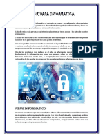 Seguridada Informatica Virus