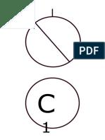 Representação Dos Elementos Do GC Windows