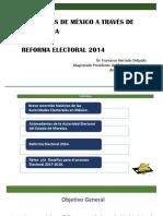 Elecciones en México a Través de La Historia
