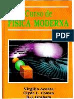 Fisica Moderna Virgilio Acosta Limane