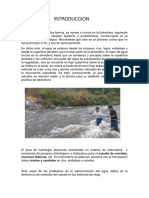 hidrologia..-informe
