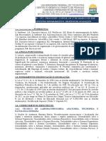 Conteudo Programatico - Conhecimentos Gerais - Nivel Medio