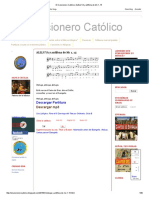 El Cancionero Católico_ ALELUYA y Antífona de Mc 1, 15