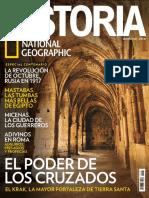 Historia National Geographic - Noviembre 2017