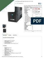 Cito Ups 2200va_1320w Power Line-Interactive _ Pc Factory