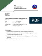 336969095 Bukti Review Sistem Manajemen Obat