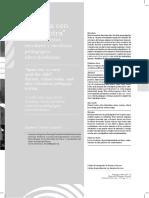 """""""La letra con raza, entra"""" Racismo, textos escolares y escritura pedagógica afrocolombiana.pdf"""