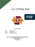Tugas Teddy Bear