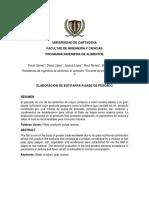 Butifarra informe resumen