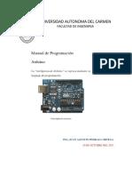 Manual Del Arduino en Español