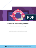 Essential Marketing Models Smart Insights