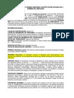 Modelo - Contrato Salario Integral Enero 2018