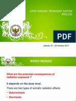 Efek Radiasi Terhadap Sistem Biologi-ppr Bandung-1