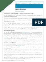 Civil Law Bar Exam Answers_ Partnership pdf