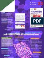 Programme Forum Associatif 20e 2010