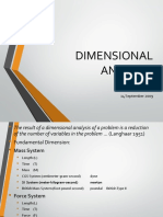 03 Dimensional Analysis