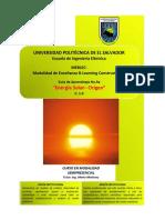 Guia de Aprendizaje No5a - Energia Solar - Origen