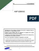 Samsung K9F1208U0C(Mikrotik)
