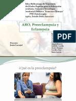 ARO PREECLAMPSIA Y ECLAMPSIA