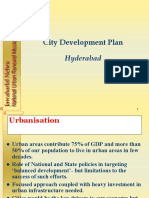 City dev plan