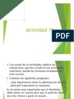Actividad 19