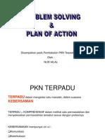 Problem Solving&Poat