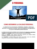 Ppt - Semana Calidad Personal 02-04-2018