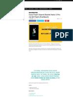 Cara Flash Xiaomi Redmi Note 3 Pro via Mi Flash (Fastboot) - Evotekno