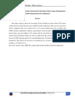 Metode Eksperimental Struktur Kolom Beton Bertulang Tahan Gempa Menggunakan CFRP Sebagai Eksternal Confinement