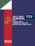 mccs mcipac-mcbb campaign plan 2017-2021