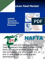 NAFTA Exports Distribution