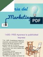 Historia Del Marketing