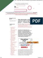 Não desinstale o Ubuntu, apenas mude a interface parte 1 - Gnome Classic.pdf